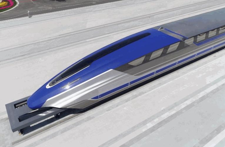 China avanza en ciencia y tecnología en un tren a 600 kilómetros por hora