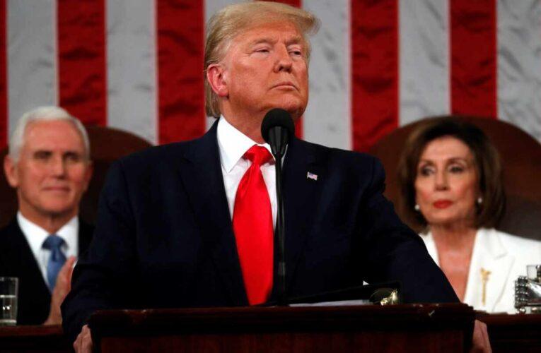 Aprueban juicio político contra Trump
