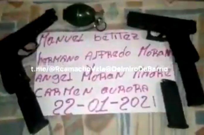 Banda de Willy Meleán extorsiona a empresario en Zulia
