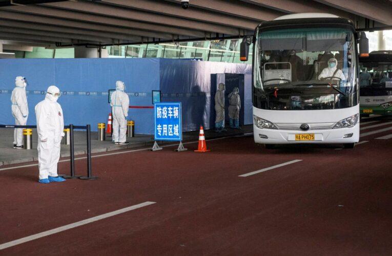 OMS llega a Wuhan para investigar origen del virus