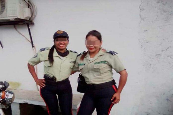 Presas dos hermanas policías por vender información clave a bandas