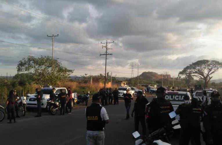 Abatidos 11 miembros de banda El Bebé que mataron a un militar y un policía