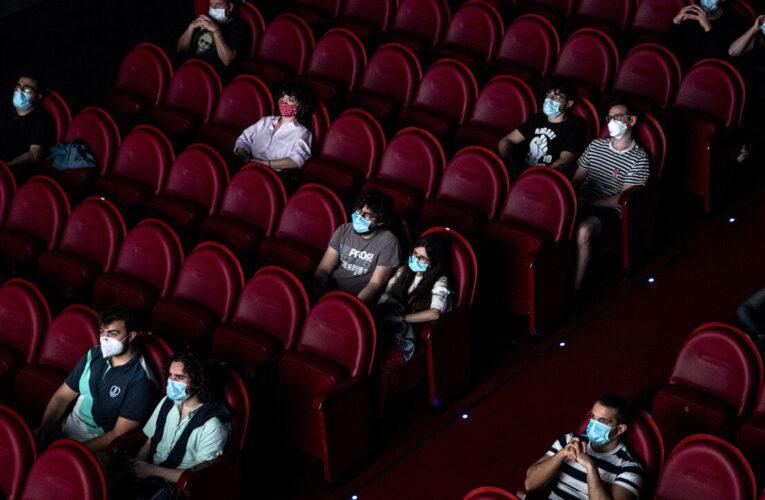Cines abrirán durante la flexibilización