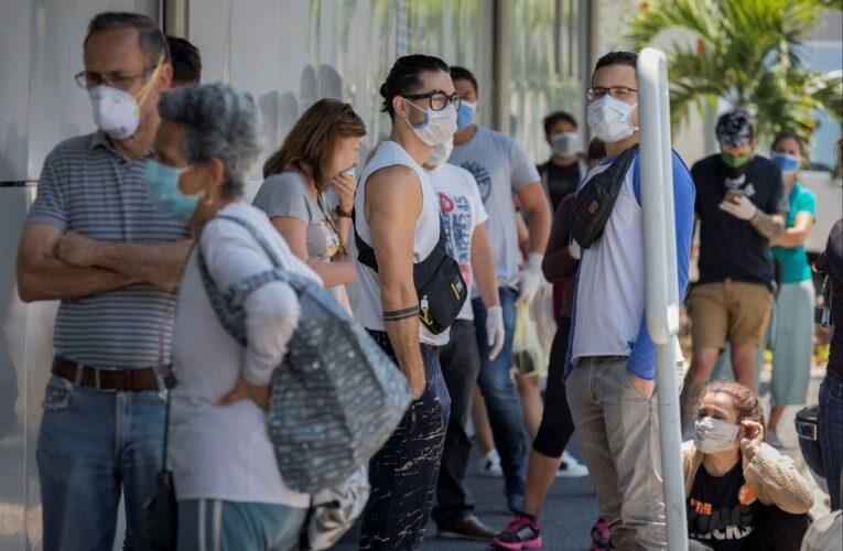 Sigue el alza: Venezuela registra 441 contagios