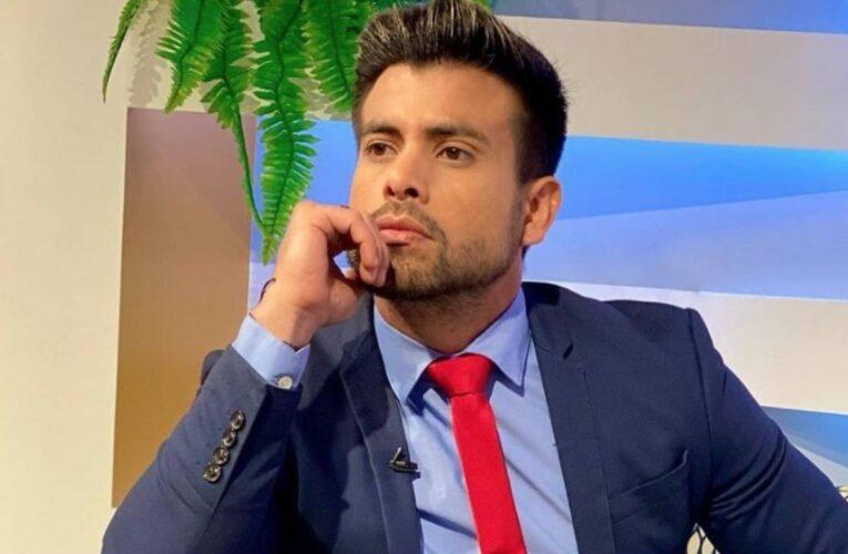 Asesinaron a presentador Efraín Ruales