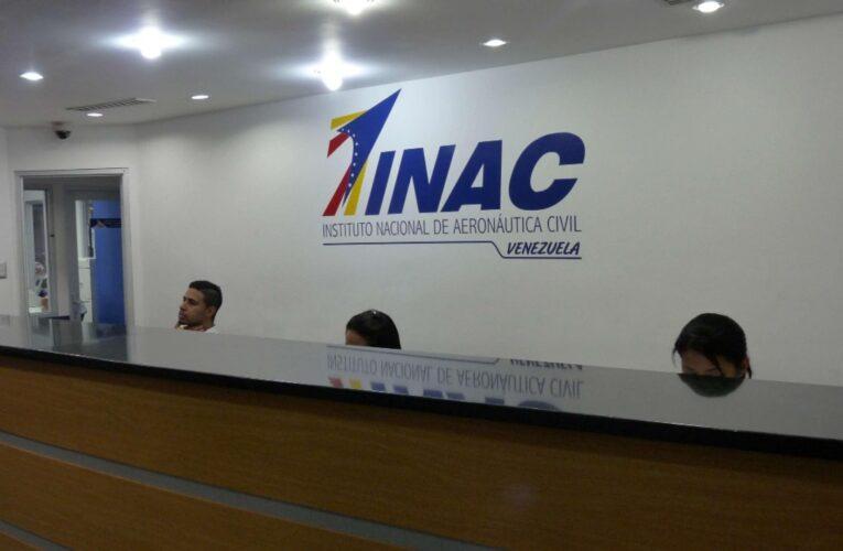 INAC autoriza vuelos nacionales en semana de flexibilización