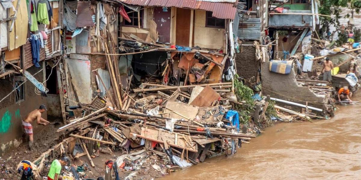 indonesia inundaciones