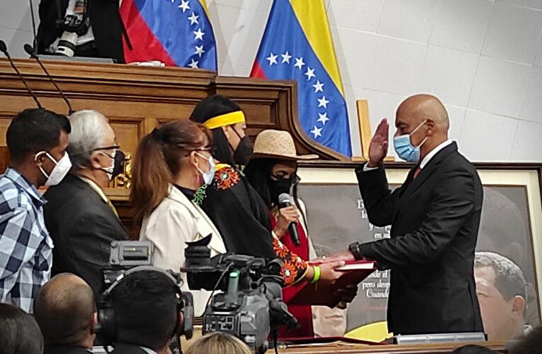 Jorge Rodríguez anuncia comisión especial para el diálogo