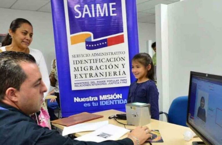 Hoy arranca jornada de cedulación para niños