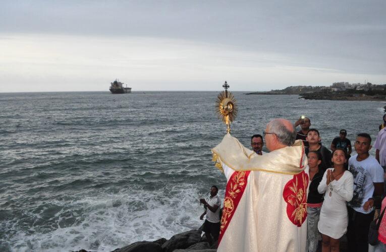 Diócesis prepara libro sobre tradiciones religiosas en La Guaira