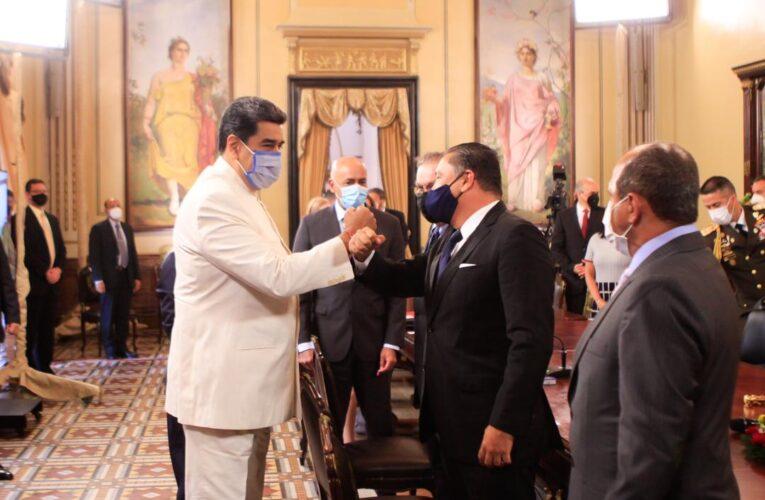 Maduro: Debemos dejar la confrontación