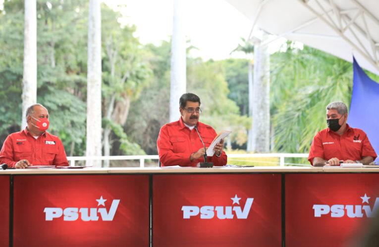 Maduro anuncia que AN designará un nuevo CNE para 7 años
