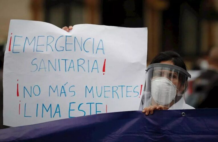 Perú aplica medidas para frenar segunda ola