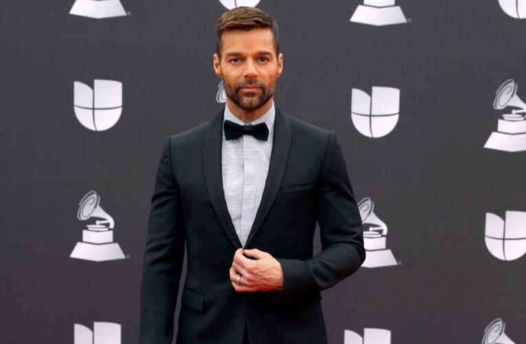 Ricky Martin recibirá Premio Internacional de la Paz