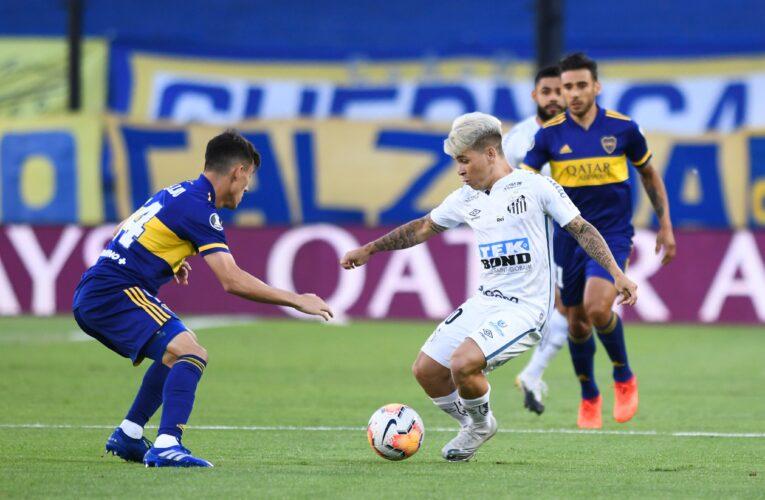 Santos FC de Soteldo a la final de la Libertadores