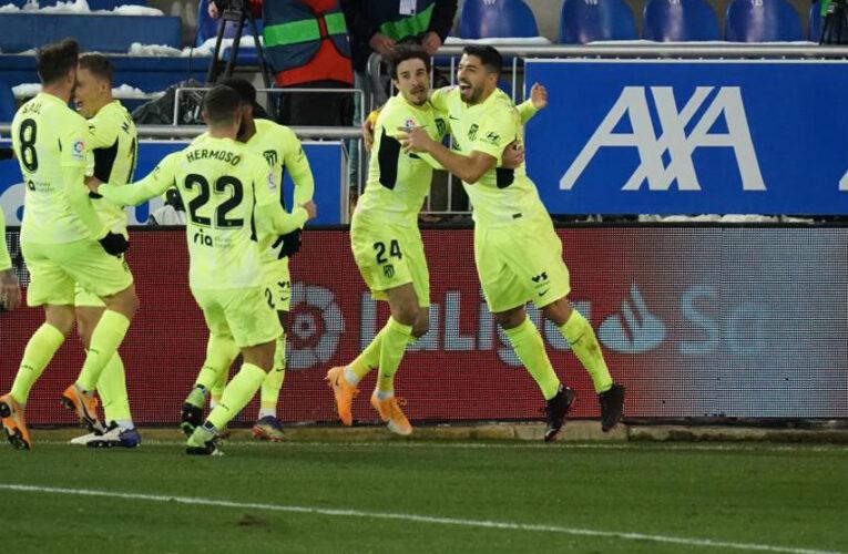 El Atlético recupera el liderato