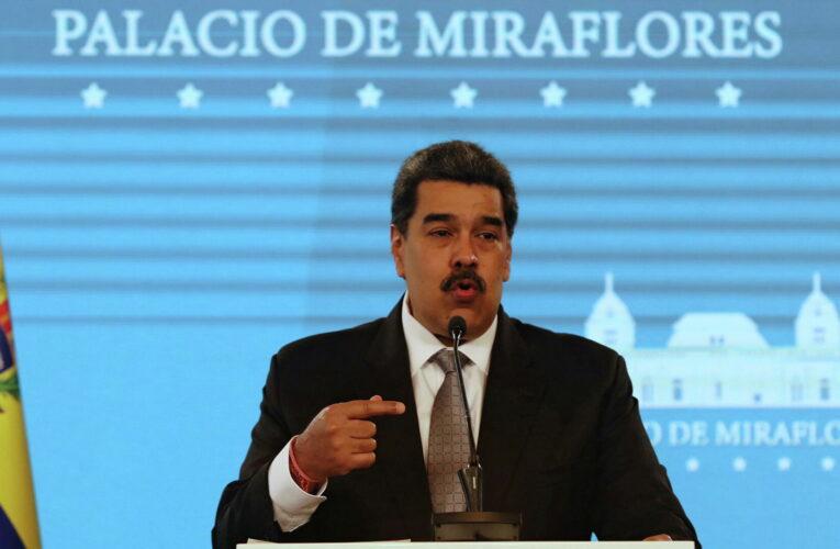 Maduro ofrece exportar gas a México