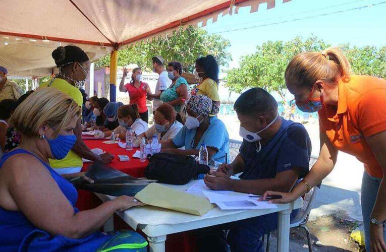 Jornada integral atendió a 5.900 familias de Macuto