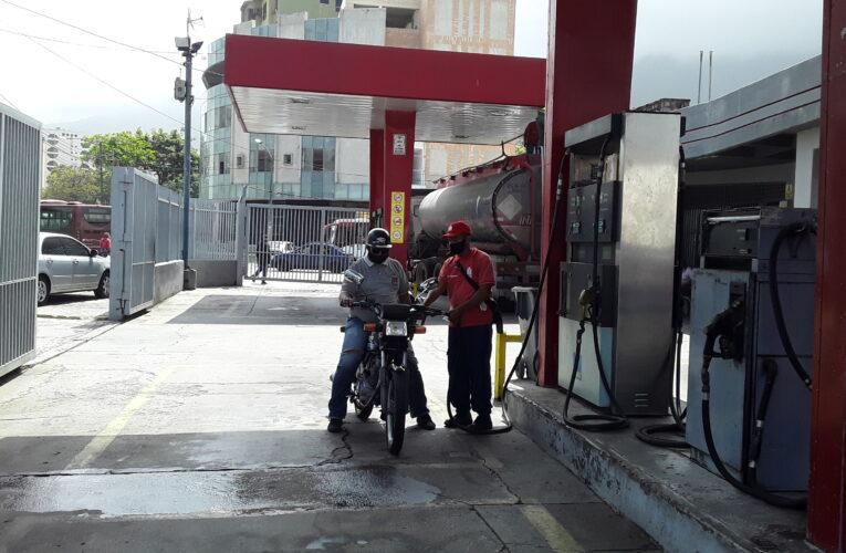 Mejora abastecimiento de gasolina