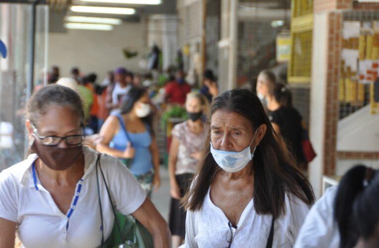 4 muertes y 465 casos en Venezuela