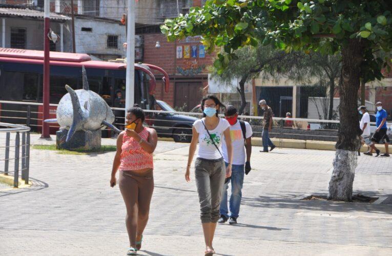 Venezuela suma 4 muertes y 477 contagios