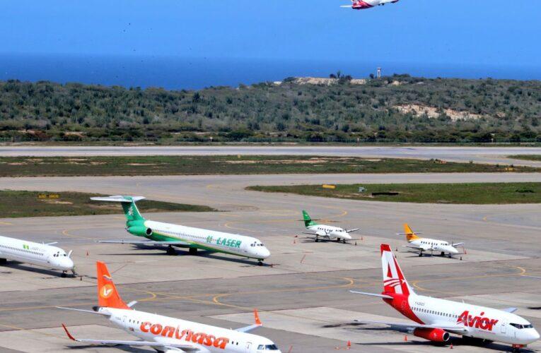 EEUU autoriza operaciones con puertos y aeropuertos de Venezuela