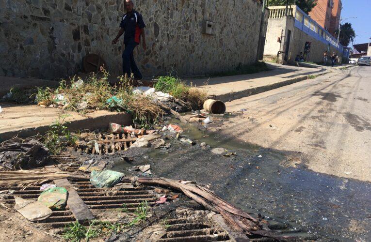 Tres meses secos en Barrio Aeropuerto