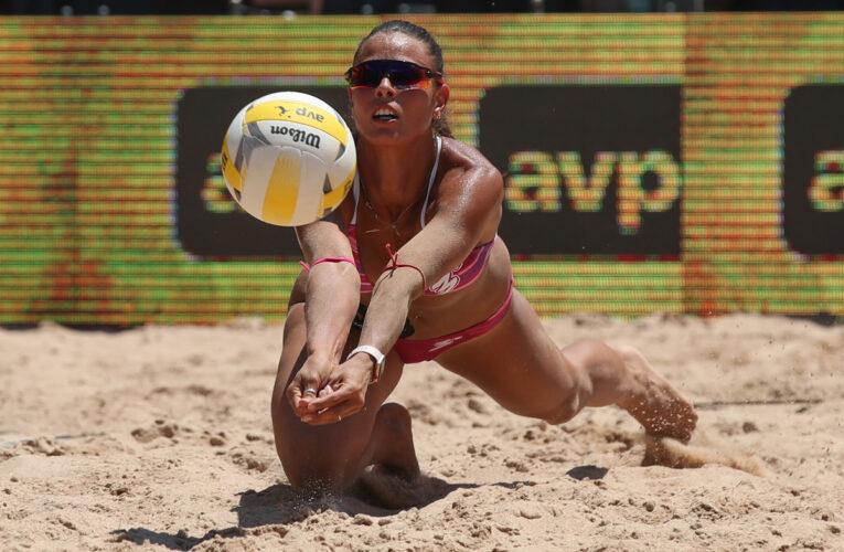 Voleibol playa se concentra para Continental Cup