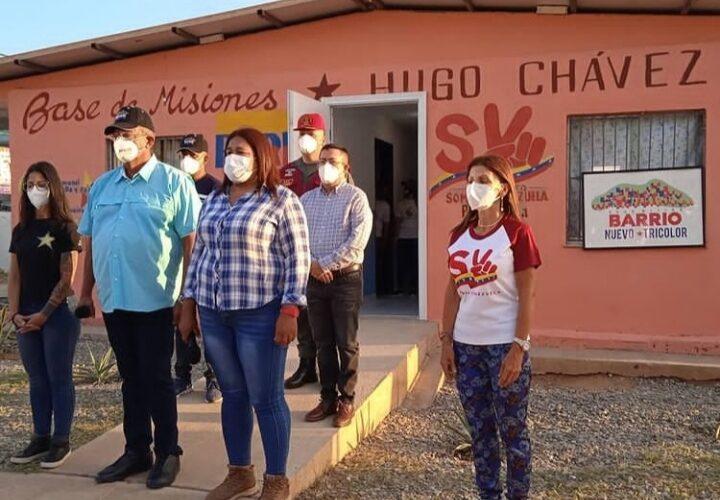 Base de Misiones en Hugo Chávez atenderá a 18.793 familias