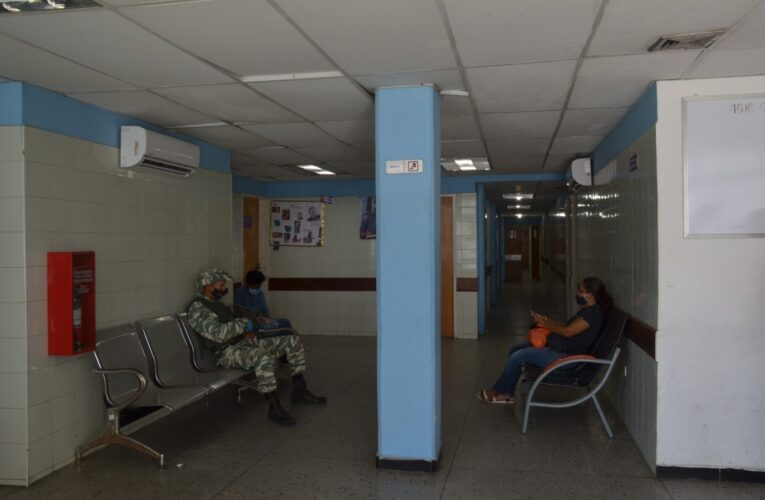 Reactivaron oftalmología y rayos X en CDI de la Páez