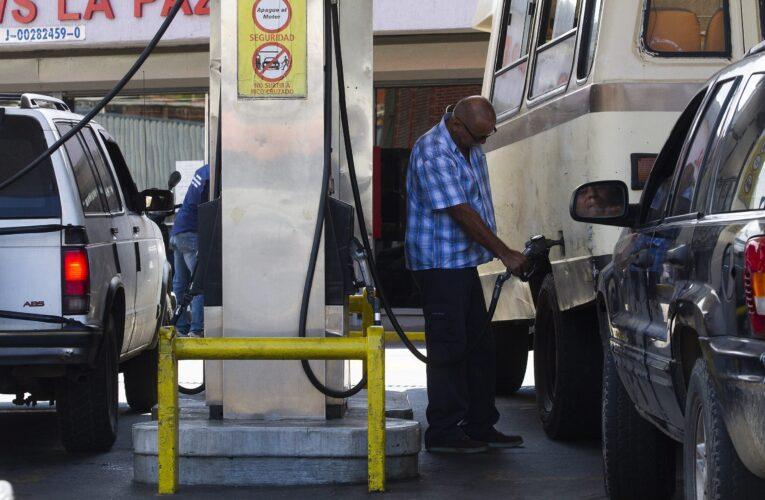 Henkel García: Dolarización de la gasolina será un hecho a mediano plazo