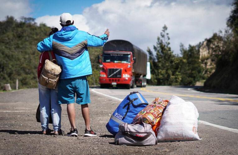 En mayo inicia primera fase de regularización de venezolanos en Colombia