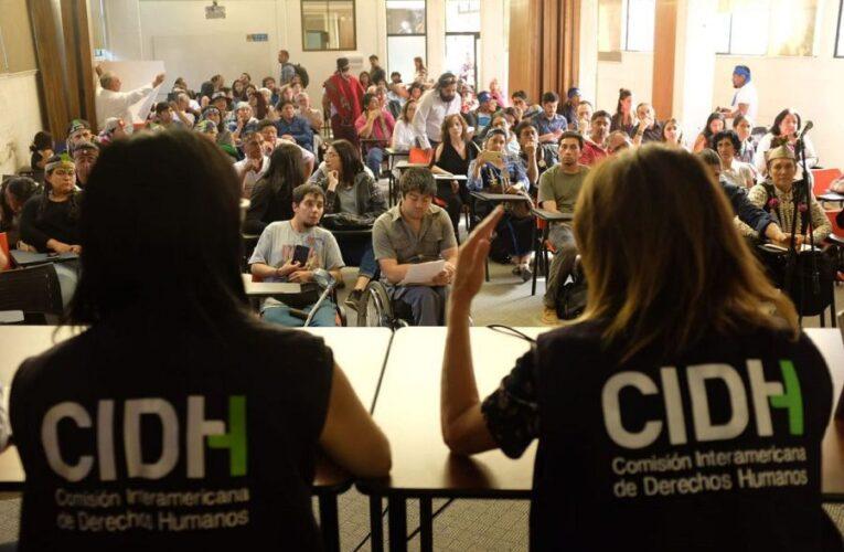 CIDH rechaza inhabilitación de diputados de la AN electa en 2015