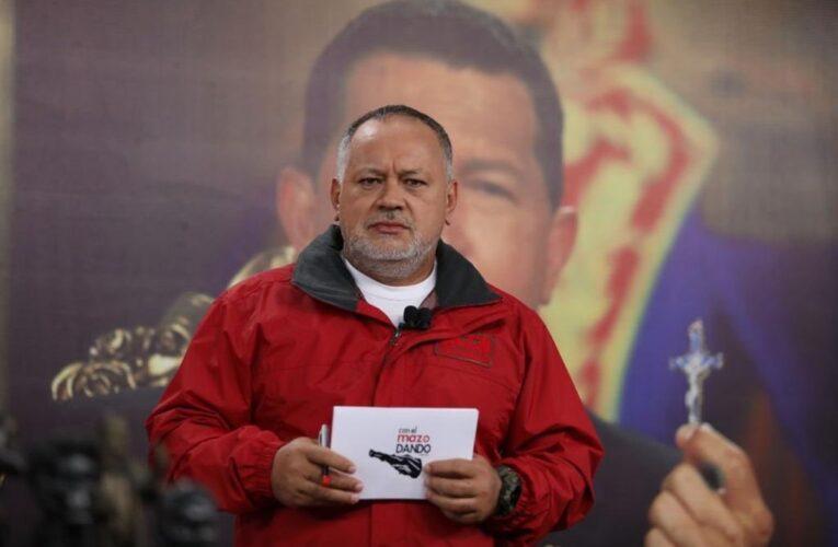 Cabello pide investigar a Efecto Cocuyo por caso de disidentes de FARC