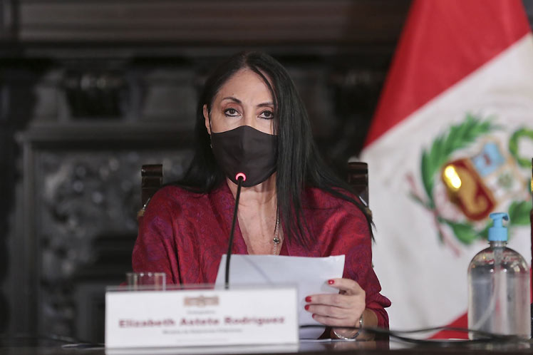 Vacunarán a venezolanos residentes en Perú