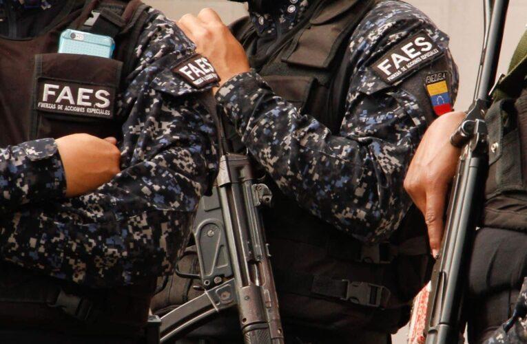 2 directivos y 6 agentes de FAES presos por secuestro