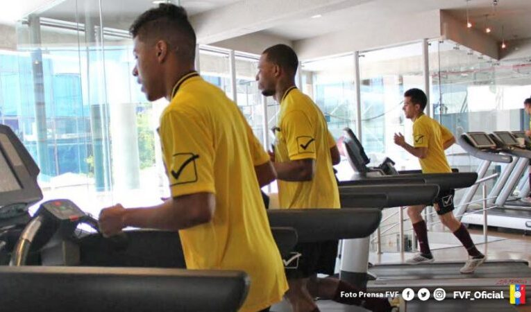 Vinotinto Futsal activó preparación vía Mundial