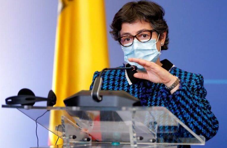 Ministra española exalta gesto del gobierno de Duque en pro de venezolanos