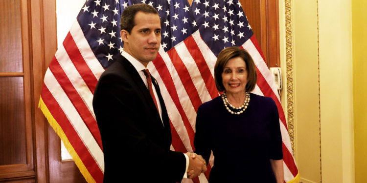 Guaidó: Seguiremos reunidos con los aliados para solucionar la crisis