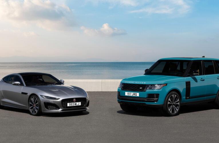 Todos los Jaguar y Land Rover serán eléctricos a partir de 2030