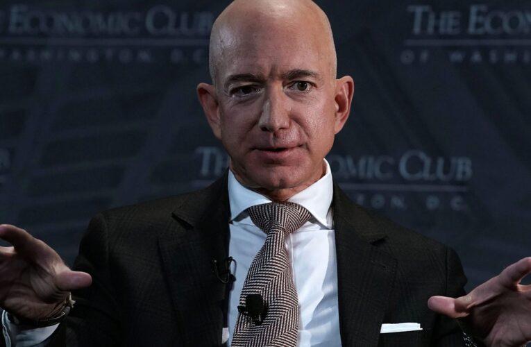 Jeff Bezos cederá su puesto de CEO de Amazon