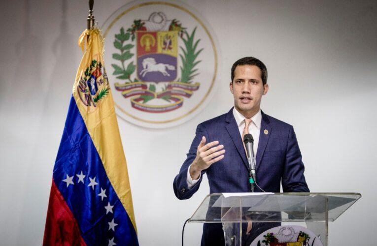 Guaidó: Justicia internacional debe actuar por violación de DDHH
