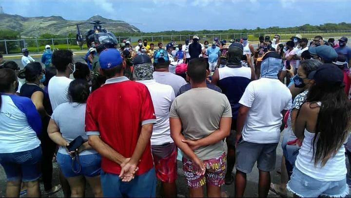 Exigen reapertura del turismo en Los Roques