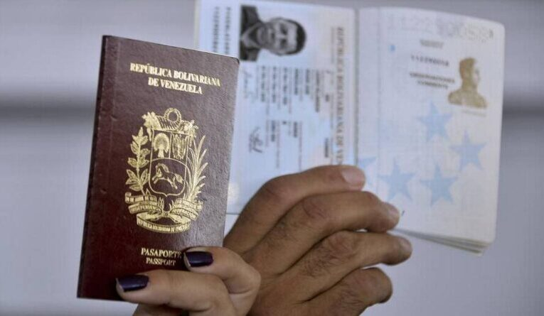 Saime envió prórrogas y pasaportes a países de Latinoamérica