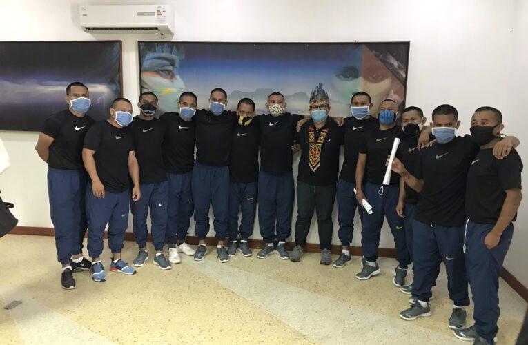 Pemones excarcelados ya están en Bolívar