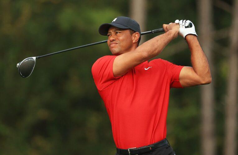 Peligra carrera de Tiger Woods tras accidente