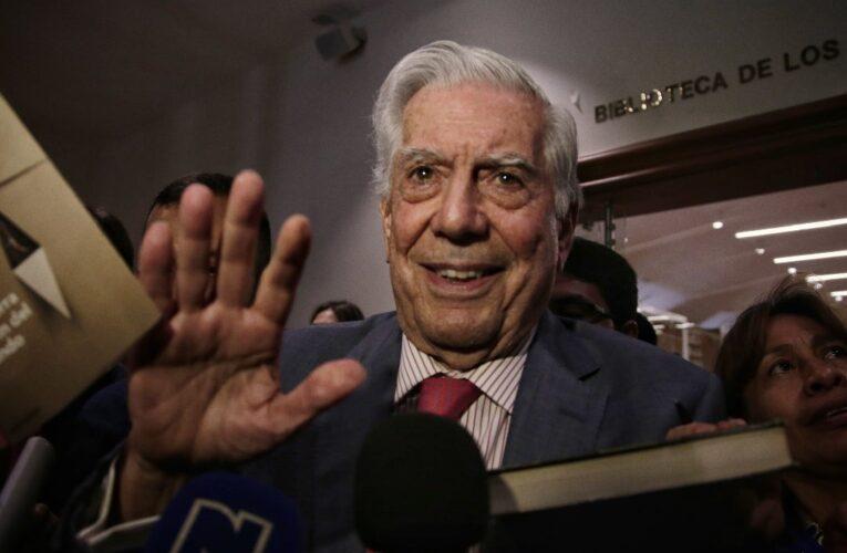 Vargas Llosa pidió proteger a venezolanos