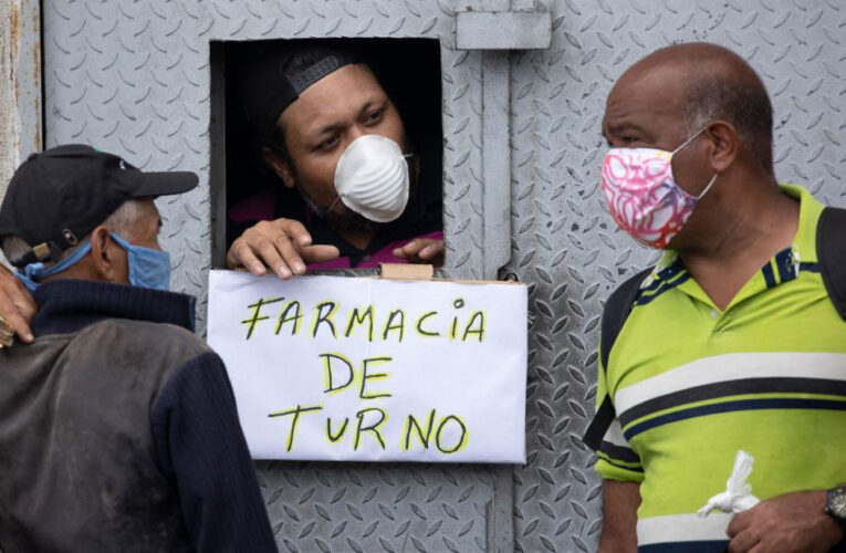 6 decesos y 380 contagios en Venezuela