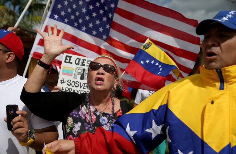 Piden a Biden agilizar el alivio migratorio a venezolanos
