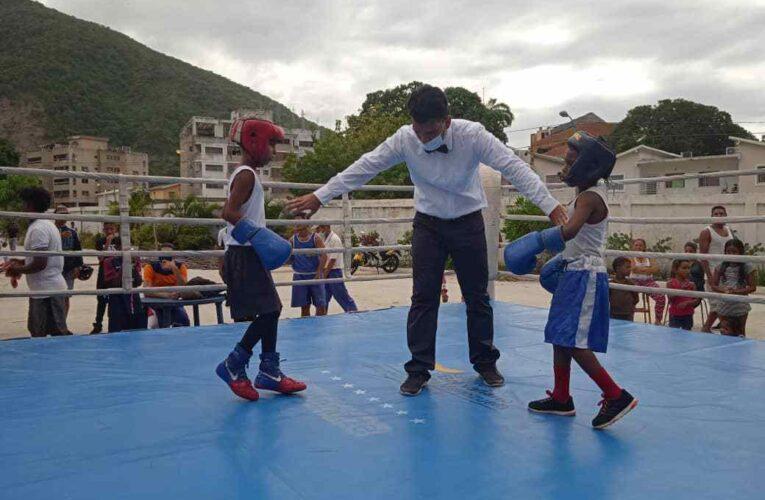 Boxeo de calle disputó la Copa Carnaval